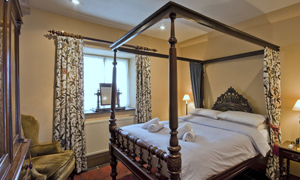Plas Cadnant Bedrooms