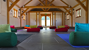 Yoga Space at Plas Cadnant