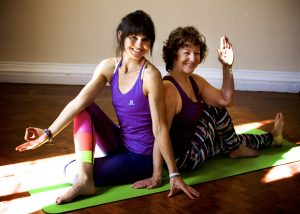 Chakra Yoga with Pam and Claire