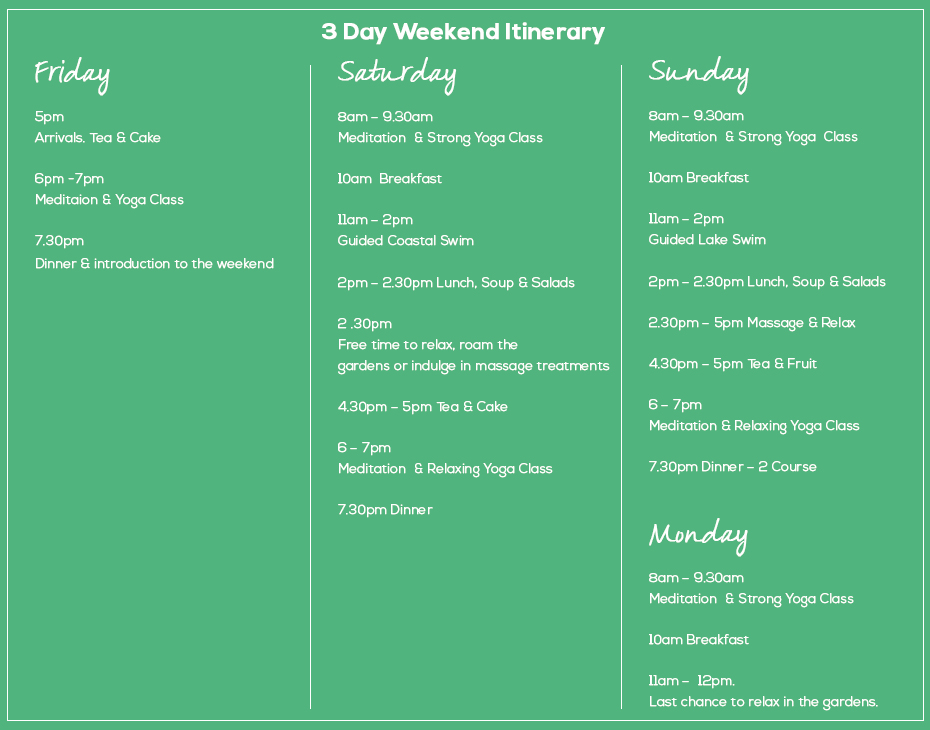3-day-spring-itinerary-updated