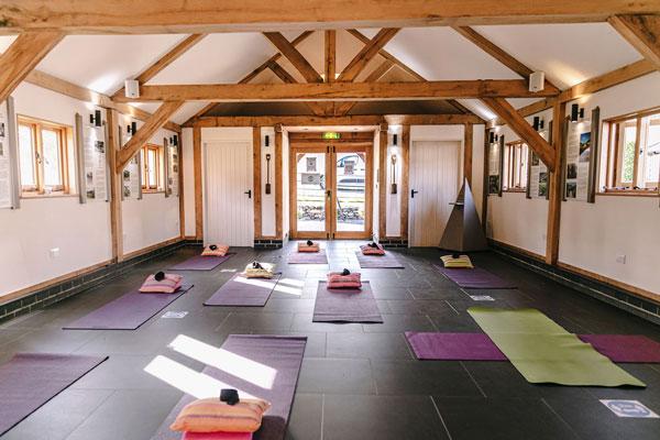 Plas Cadnant Yoga Space