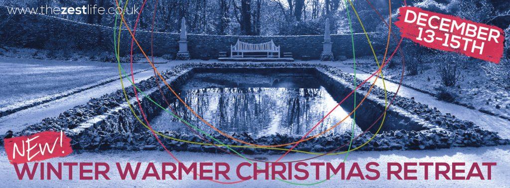 New! Winter Warmer Christmas Retreat: December 13th-15th