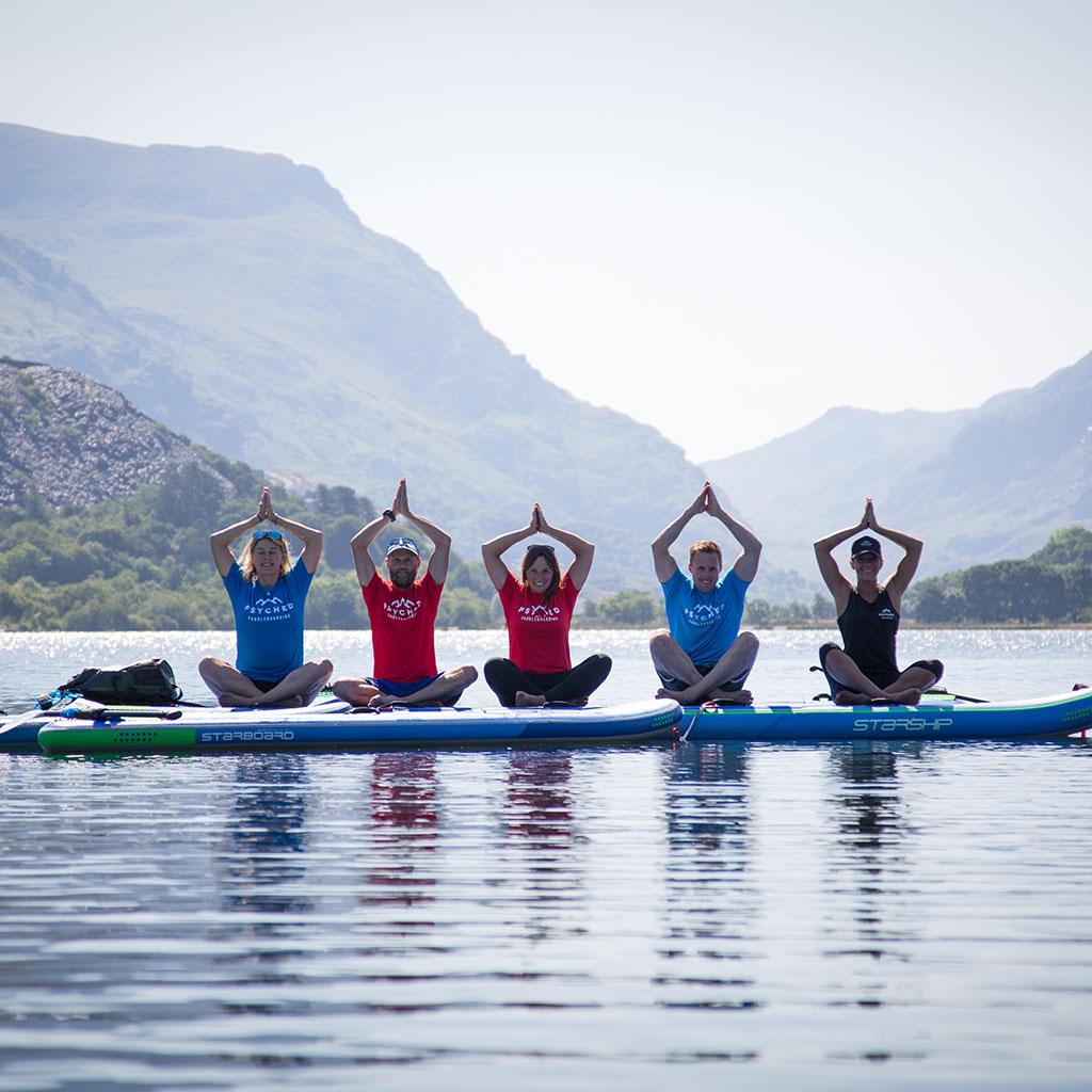 What'SUP - SUP & Yoga
